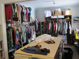 The Free Store has a thrift-store feel. But it's all free.